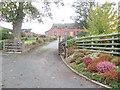 SJ2418 : The Court House near Bryn Mawr by John Firth