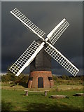 SO9568 : Windmill at Avoncroft Museum of Historic Buildings by Chris Matthews