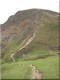 SX1598 : Chipman Cliff by Philip Halling