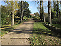 TL5779 : Track to Quanea Farm by Hugh Venables