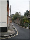 SU8605 : Looking from Guildhall Street into Priory Lane by Basher Eyre
