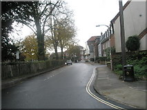 SU8605 : Looking southwards down Priory Lane by Basher Eyre