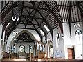 TQ2274 : St Margaret's church, Putney: interior by Stephen Craven