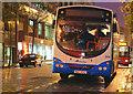 J3373 : Ulsterbus, Belfast by Albert Bridge