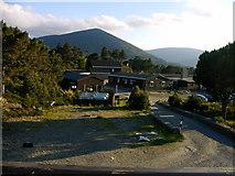 NH9506 : Rothiemurchus Lodge by John Chroston