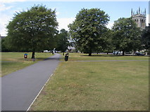 TQ2775 : Clapham Common by Shaun Ferguson