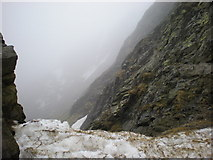 NY3228 : Sharp Edge, Blencathra by Martyn Ayre