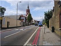 TQ2772 : St Peter's Church by Shaun Ferguson