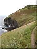 SX1092 : Beeny Cliff by Philip Halling