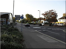 SP2806 : Black Bourton Road, Carterton by andrew auger