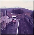 NG9442 : Strathcarron Railway Station, Highlands by nick macneill