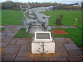 SK1814 : Defensively Equipped Merchant Ships Memorial by Trevor Rickard
