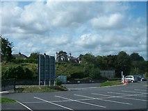 O0974 : The Drogheda Railway Station Car Park by Eric Jones