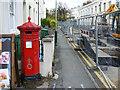 SO9422 : Penfold pillar box and St Paul's Road, Cheltenham by Brian Robert Marshall