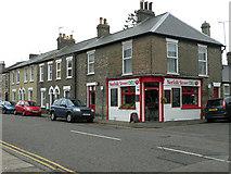 TL4658 : Norfolk Street Deli by Keith Edkins
