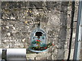 G6515 : Water fountain/Ballymote station by Willie Duffin