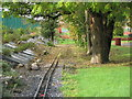 G6615 : Ballymote miniature railway track by Willie Duffin
