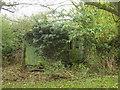 TM2996 : Old Railway Carriage by Ashley Dace
