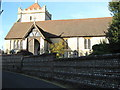 TQ7408 : St. Peter's Church by Terry Head