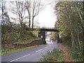 SK2998 : Railway Bridge, Wortley Road, Deepcar - 2 by Terry Robinson