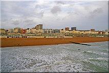 TQ3103 : Brighton Seafront by Christine Matthews