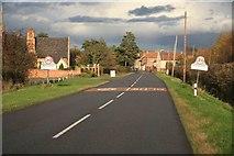 SK6889 : Mattersey village by roger geach