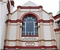 J3471 : Ballynafeigh Methodist church, Belfast (1) by Albert Bridge