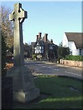 SK6347 : The Four Bells pub by johnfromnotts