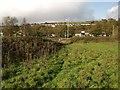 SX5457 : Green space, Plympton by Derek Harper