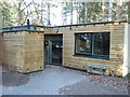 SK6363 : Refurbished Woodland Lodge by Oliver Hunter