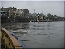 SX8751 : Dartmouth Harbour by Shaun Ferguson