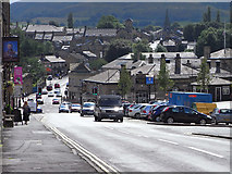 SK0394 : Norfolk Street, Glossop by Andrew Smith