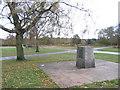 SP0997 : The Jamboree Stone in Sutton Park.Sutton Coldfield by John Proctor