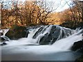 SD2396 : Waterfall on Tarn Beck by Stephen Middlemiss