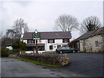 SJ1065 : The Kinmel Arms, Llandyrnog by Eirian Evans