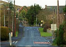 J4058 : The Old Grand Jury Road, Saintfield (1) by Albert Bridge