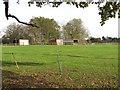 TM3599 : Paddocks east of Big Back Lane by Evelyn Simak
