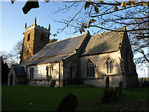 TA0816 : St. Andrew's Church, Wootton by David Wright