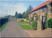 SK4763 : Cottage near Norwood Lodge by Trevor Rickard