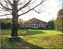 TG2103 : Mangreen Health & Healing Trust - the Chapel Grounds by Evelyn Simak