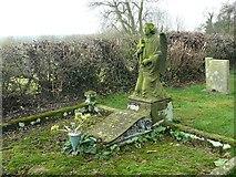SK1716 : Memorial in the churchyard, Wychnor by Humphrey Bolton