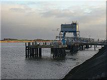 SD3448 : Fleetwood Ferry Terminal by Alan Murray-Rust