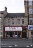SE1437 : Rajpoot Restaurant - Otley Road by Betty Longbottom
