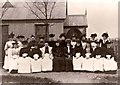 """SP9412 : The """"Iron Room"""", Tring Station by Unknown - picture appears to be ca. 1902"""