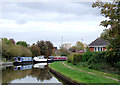 SK2928 : Trent and Mersey Canal at Willington, Derbyshire by Roger  Kidd
