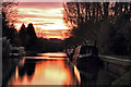 TQ0593 : Grand Union Canal by amin
