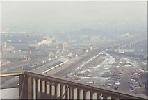 SP0786 : Birmingham Moor Street Station and Goods Yard by Michael Westley