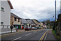 NG7627 : Station Road, Kyle of Lochalsh by Richard Dorrell