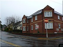 SZ0095 : Story Lane, Broadstone by Nigel Mykura