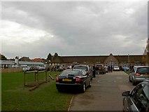 TQ1373 : Nelson Road Primary School by Steve  Fareham